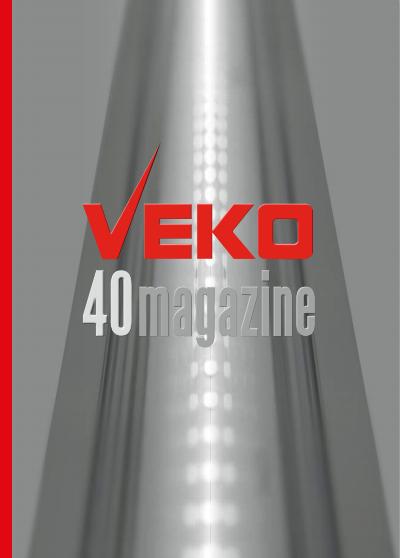 VEKO 40 magazín